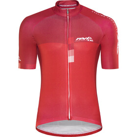 Red Cycling Products Pro Race Kortermede Sykkeltrøyer Herre rød